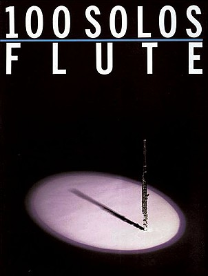 One Hundred Solos for Flute By Hal Leonard Publishing Corporation (COR)